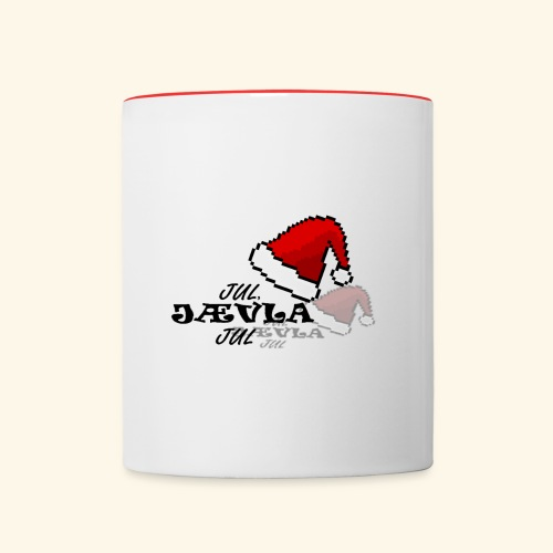 Jul, Jævla Jul! - Tofarget kopp