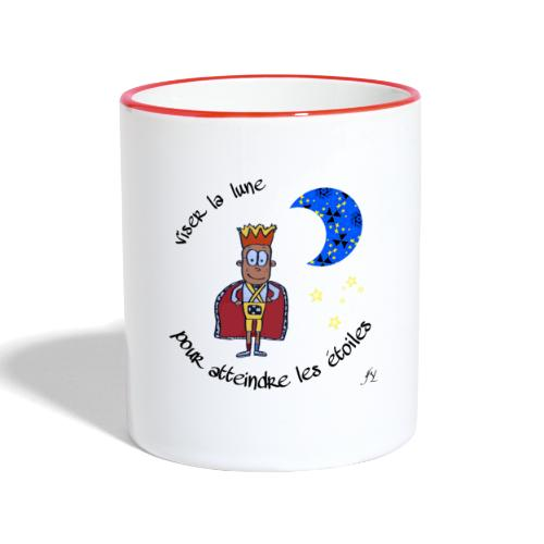 P'tit prince - Mug contrasté
