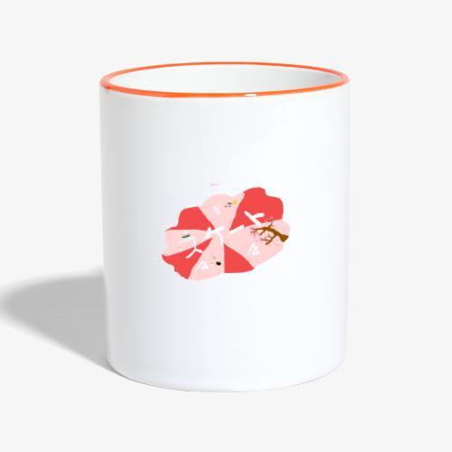 skootix japan - Mug contrasté