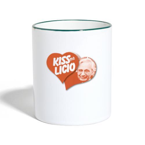 Kiss Me Licio - Tazze bicolor