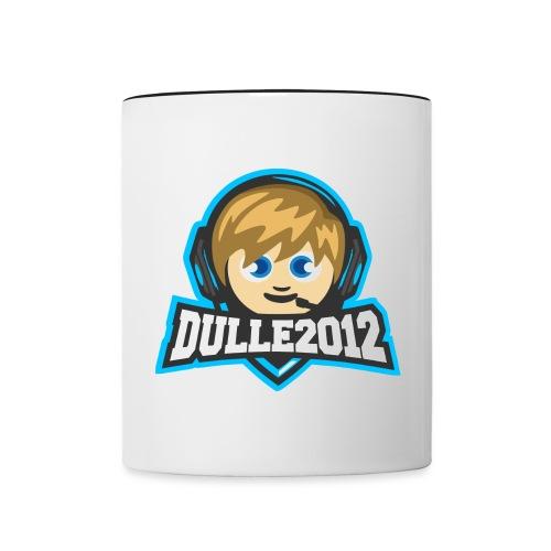 DULLE2012 - Tvåfärgad mugg