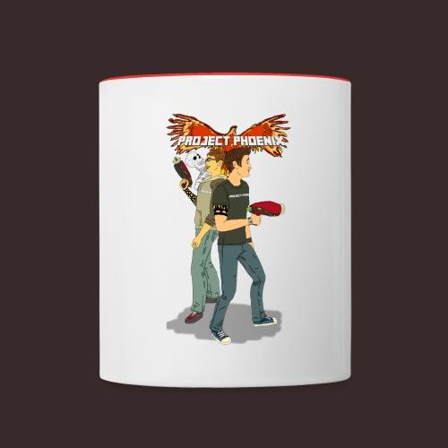 The Gang - Contrasting Mug