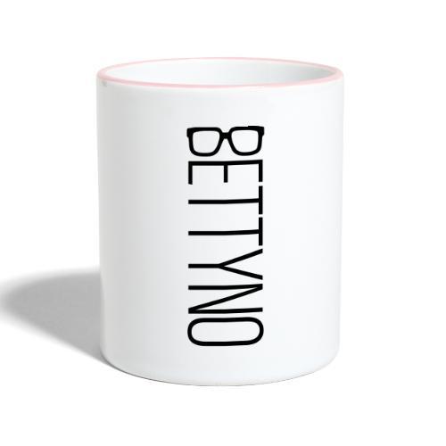BettyNo - Tazze bicolor