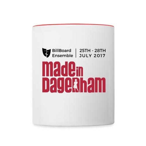 Made in Dagenham Vector - Contrasting Mug