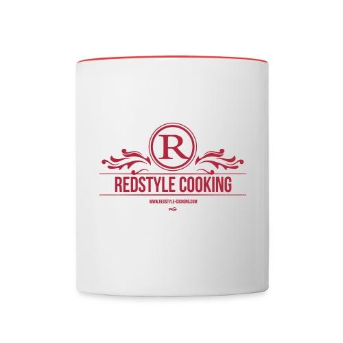 RedStyle_2 - Tasse zweifarbig