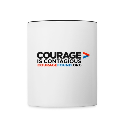 design_3-2 copy - Contrasting Mug