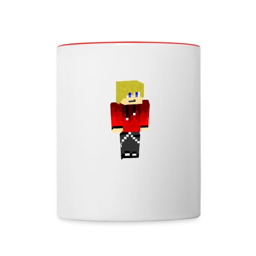 KingKazmaLp - Tasse zweifarbig