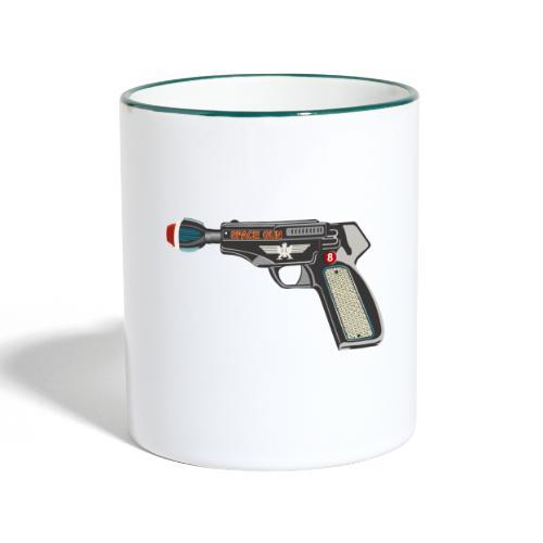 SpaceGun - Contrasting Mug