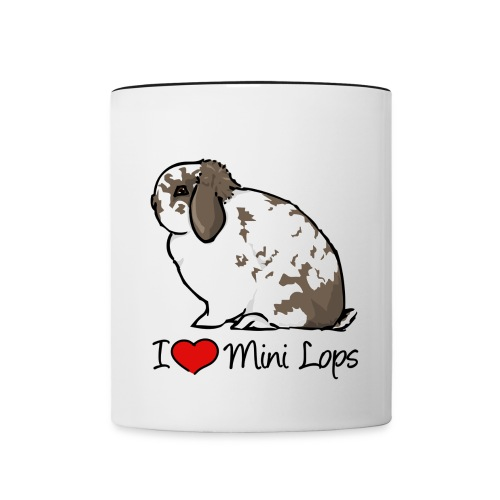 _minilopUK - Contrasting Mug