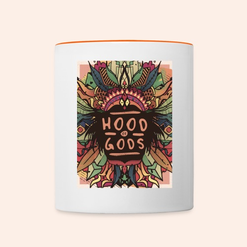 Hood Of Gods Pt. 1 - Contrasting Mug