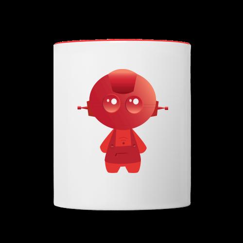 BOTE Mécano - Mug contrasté