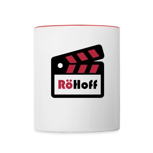 roehoff-small - Tasse zweifarbig
