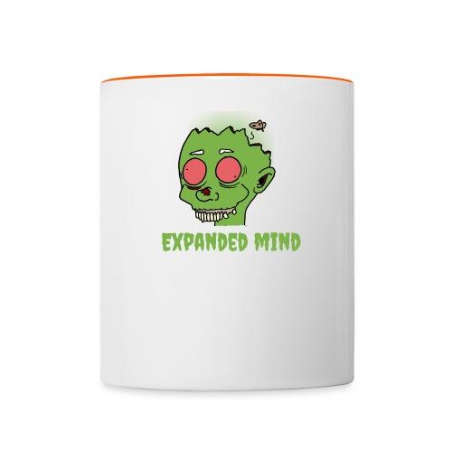 Expanded Mind - Contrasting Mug