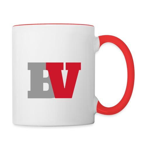 BV Carre 3000 - Mug contrasté