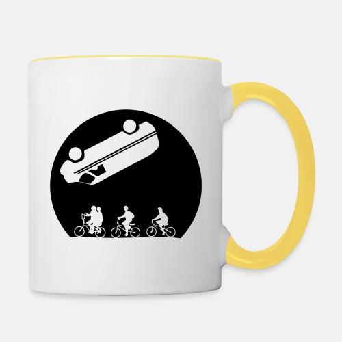 Stranger Things Eleven - Contrasting Mug
