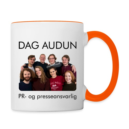Dag Audun - Tofarget kopp