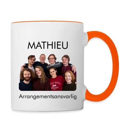 Mathieu - Tofarget kopp
