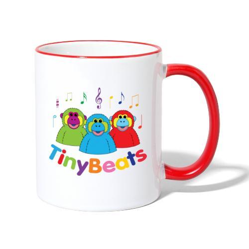 TinyBeats - Contrasting Mug