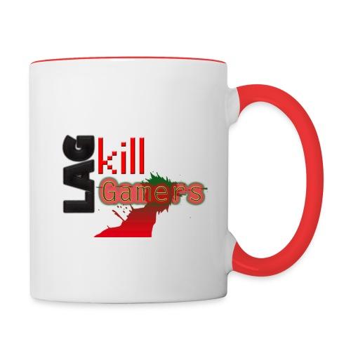 LAG Kills - Contrasting Mug