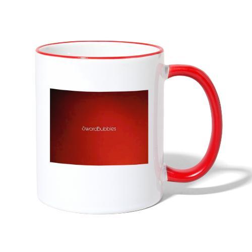 SwordBubbles Mug - Contrasting Mug