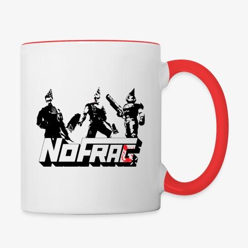 NoFrag - Spécial 20 Ans : Usual Heroes - Mug contrasté