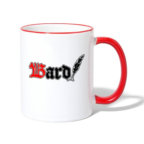 Bard! - Tasse zweifarbig