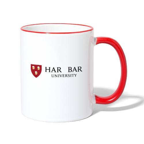 Har Bar - Taza en dos colores