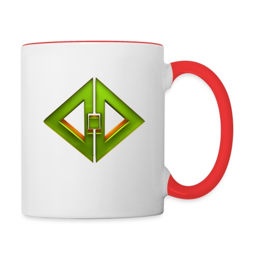 DoZe Clan Logo - Contrasting Mug