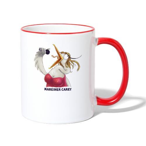 Mareiher Carey - Tasse zweifarbig