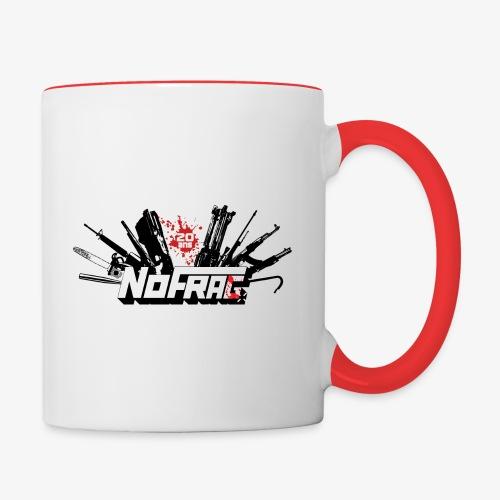 NoFrag - Spécial 20 Ans : Armurerie & Red Drop - Mug contrasté