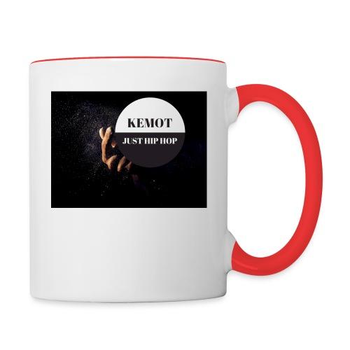 KeMoT odzież limitowana edycja - Kubek dwukolorowy