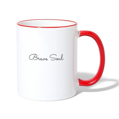 bravesoul - Mug contrasté