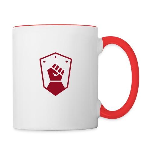 Republik of Mancunia - Contrasting Mug