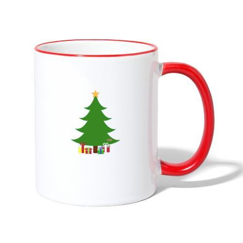 Christmas VHP - Tofarvet krus