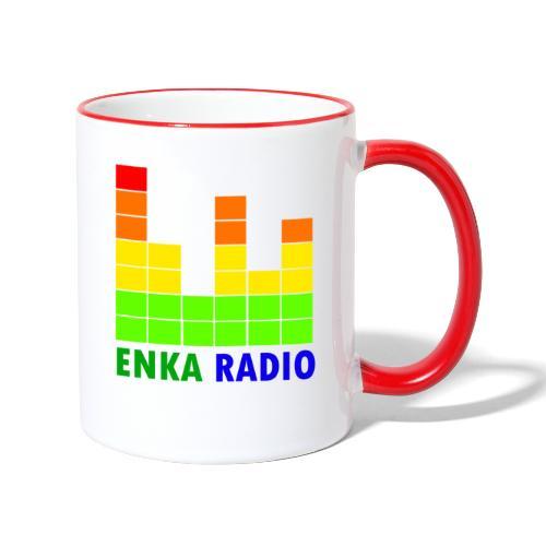 Enka radio - Mug contrasté
