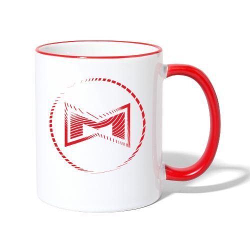 M Wear - Mean Machine Original - Contrasting Mug