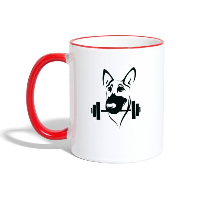 Weightlifting Doggo