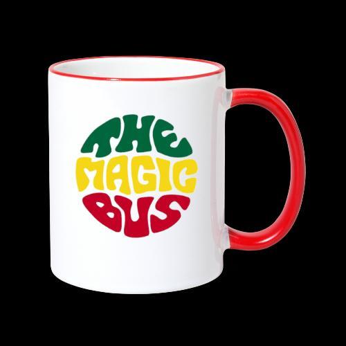 THE MAGIC BUS - Contrasting Mug