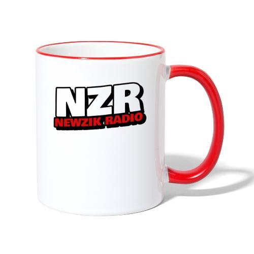 NZR - Mug contrasté