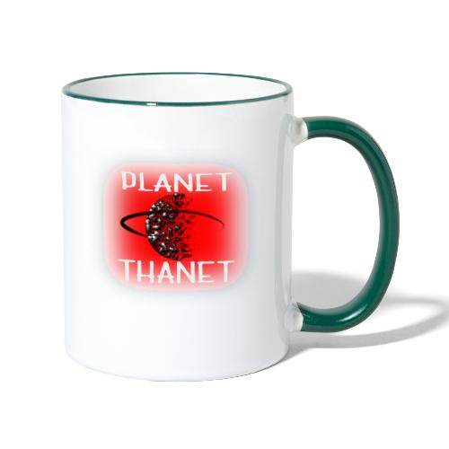 Planet Thanet - Made in Margate - Contrasting Mug