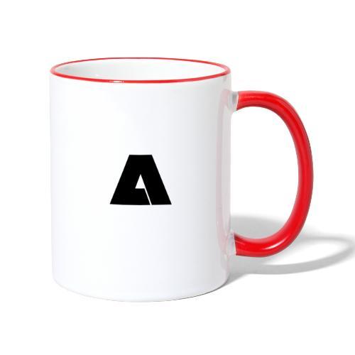 Logo Akenawe - Mug contrasté