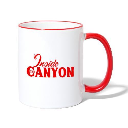 CANYON - Mug contrasté
