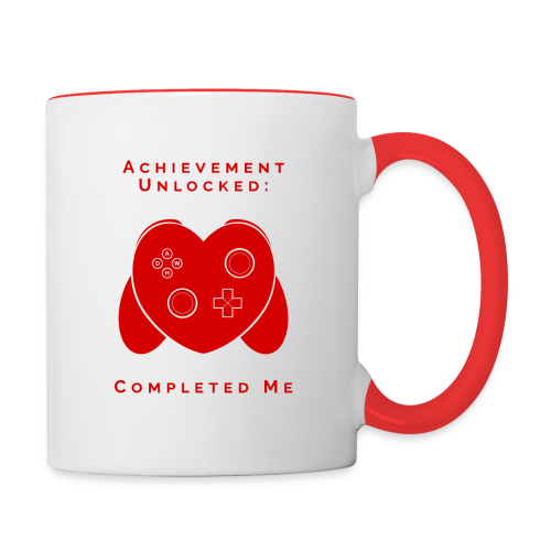 Completed Me - Contrasting Mug