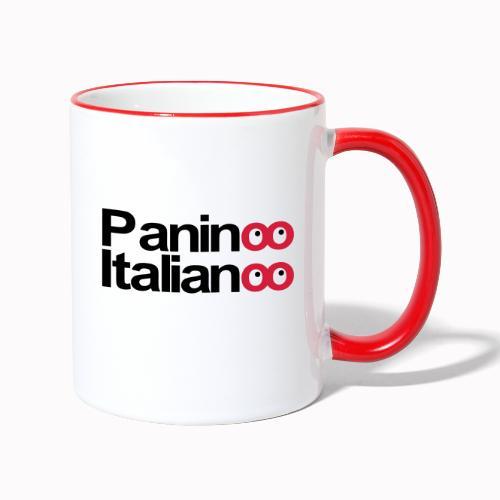 Paninoo Italianoo - Tazze bicolor