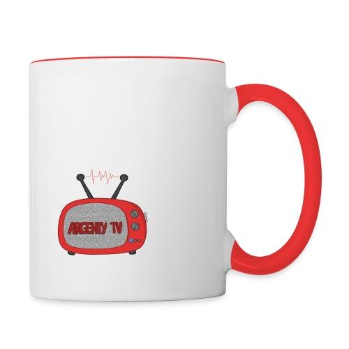 grand format png - Mug contrasté