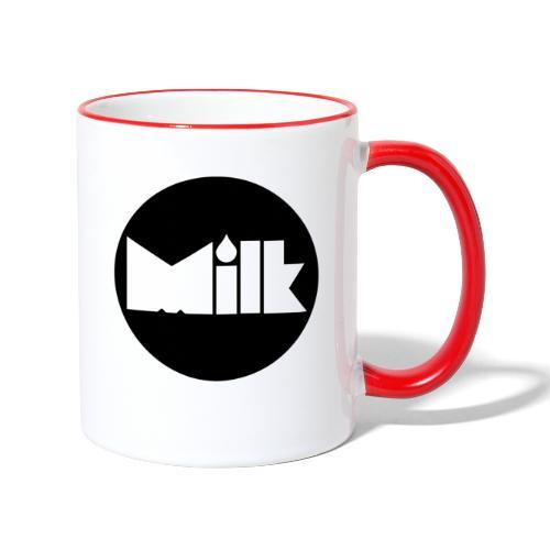 Logo officiel - Mug contrasté