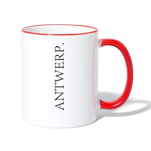 ANVERS - Mug contrasté