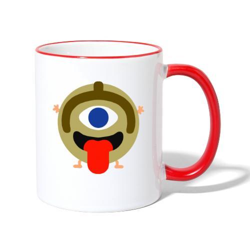 BAKEZORI - Mug contrasté