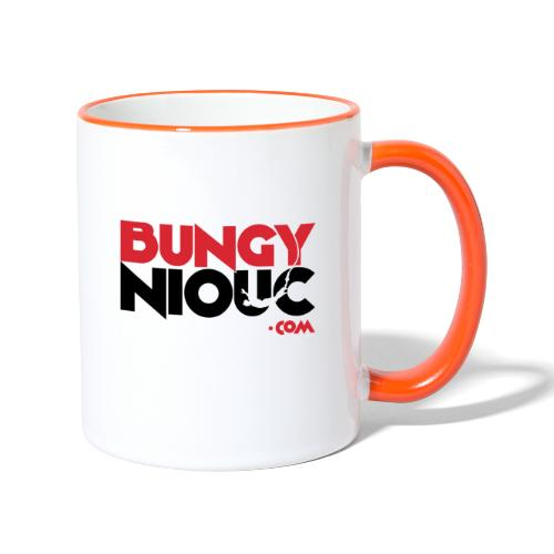 BungyNiouc Logo - Mug contrasté