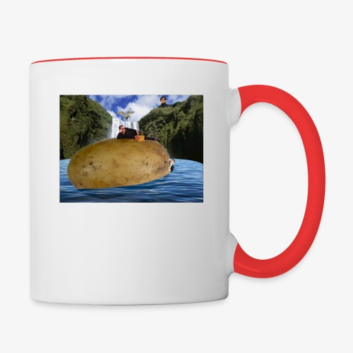 Test - Contrasting Mug
